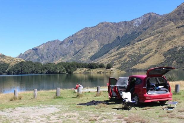 Autokauf in Neuseeland Ausbau Auto