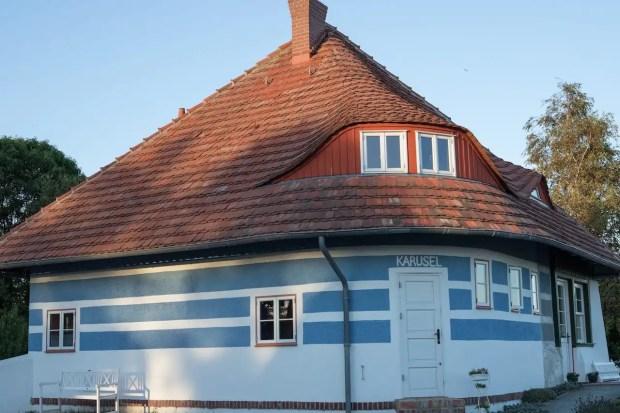 Asta Nielsen Haus Hiddensee