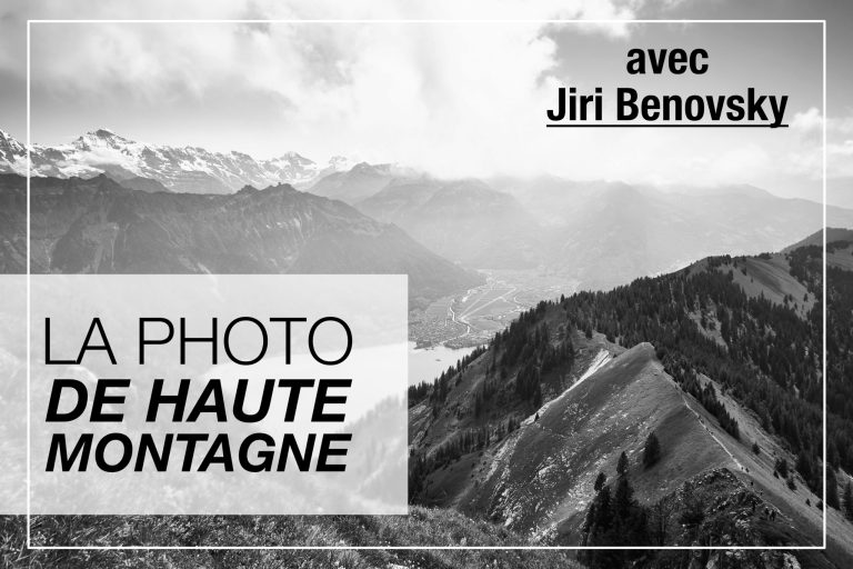 Cover Article - Photo haute montage avec Jiri Benovsky
