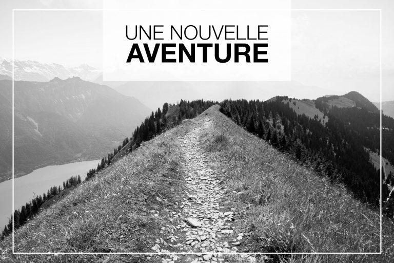 Cover Article - Nouvelle aventure