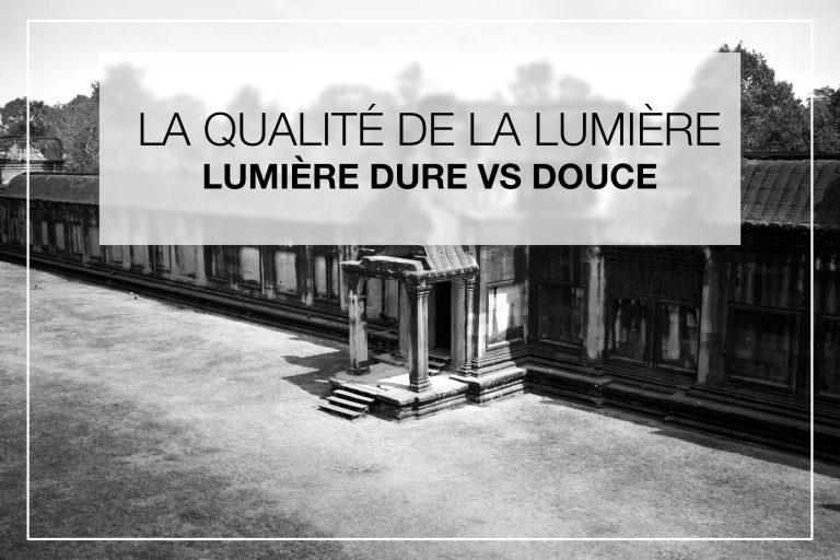 Cover Article - la qualité de la lumière