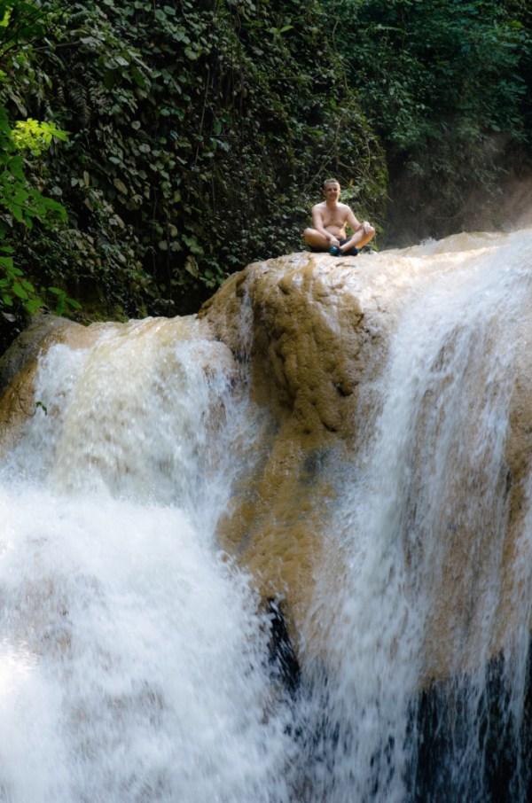 Luang Prabang Hidden Waterfall to Hillside Resort