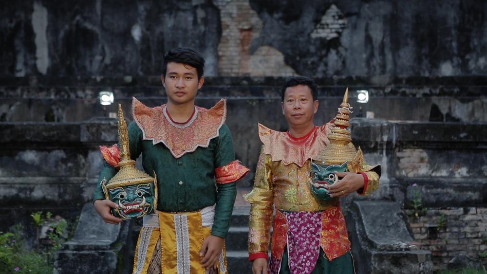 Ramayana Dance Documentary Luang Prabang Laos