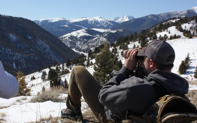 Rental Spotting Scopes for Yellowstone