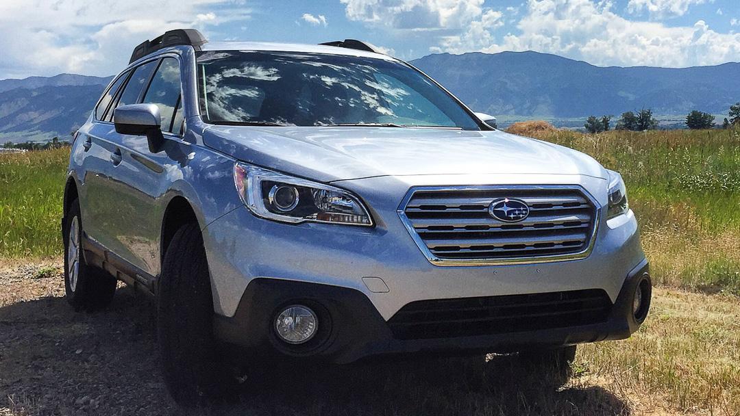 Subaru Outback Rentals Bozeman 1080--2