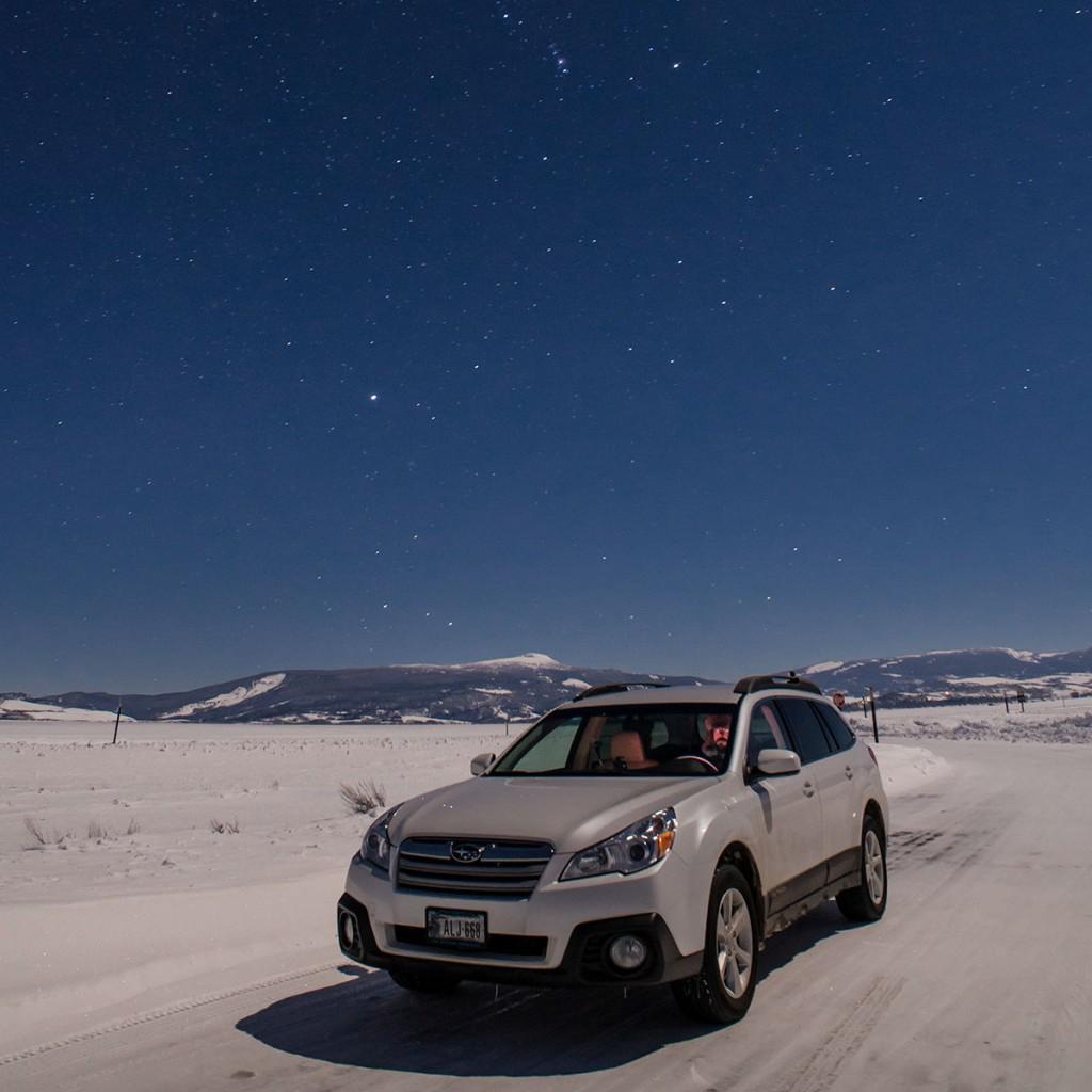 Rental Subaru Outbacks - Explore Rentals