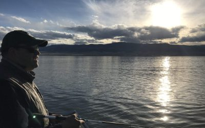Mid-April Canyon Ferry Fishing Report
