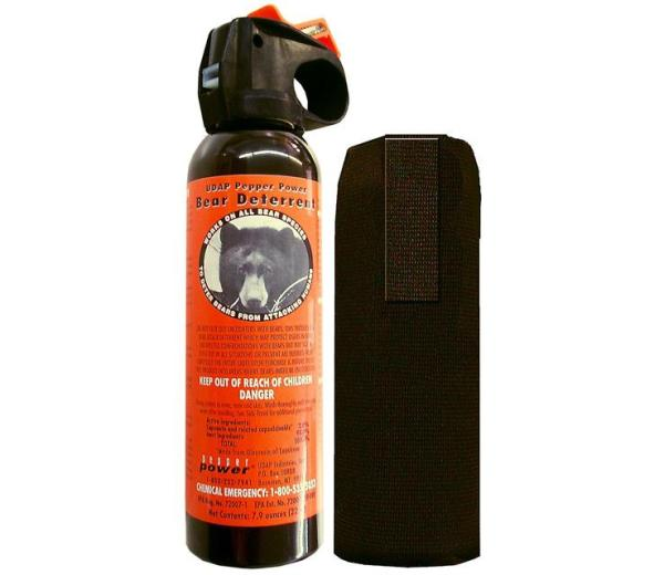 Rental Bear Spray
