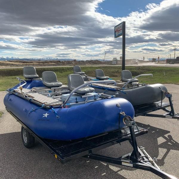 Rental Rafts Bozeman