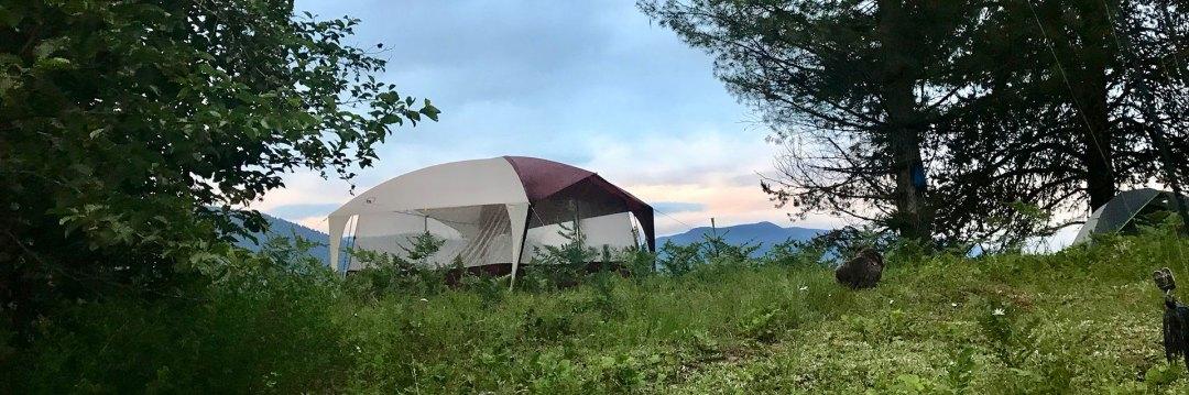 Camping Shelter Rental