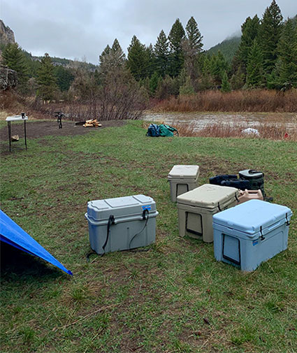 smith river cooler rentals