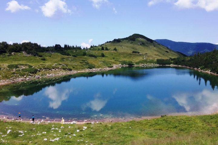 Lake Ursulovac Bjelasica