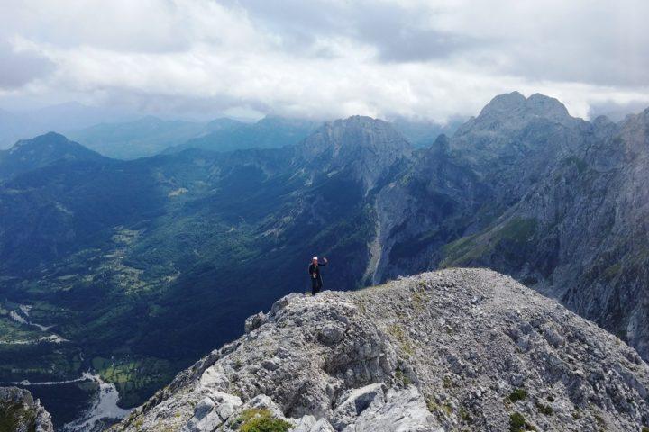 Maja e Harapit 2.218 m