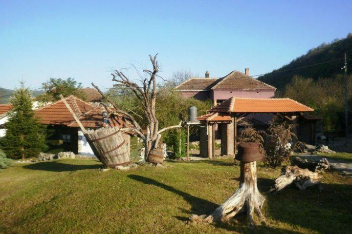 etno selo Srna, Kalna