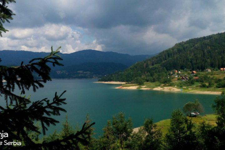 jezero Zaovine, Tara