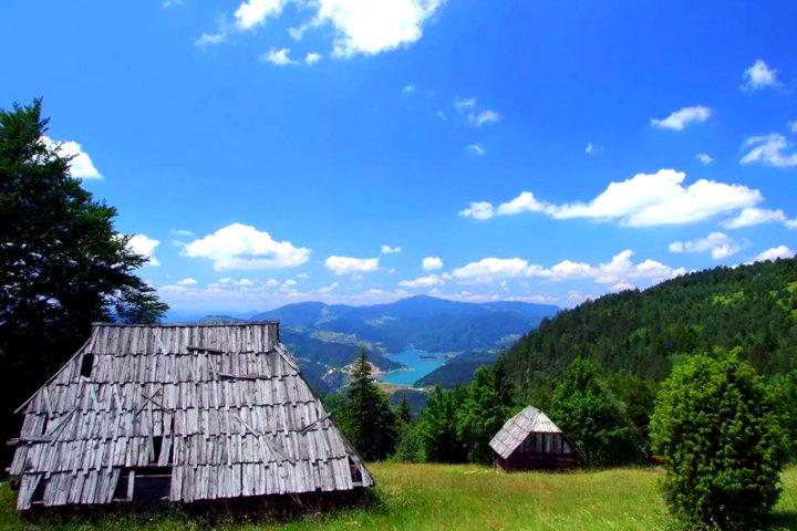 NP Tara, jezero Zaovine