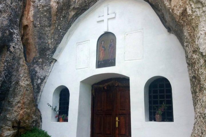 Cave church, village of Rsovci