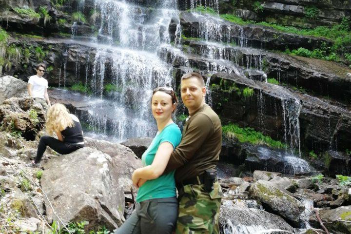waterfall Tupavica