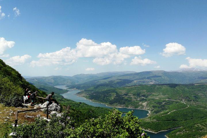 View of Kozji Kamen