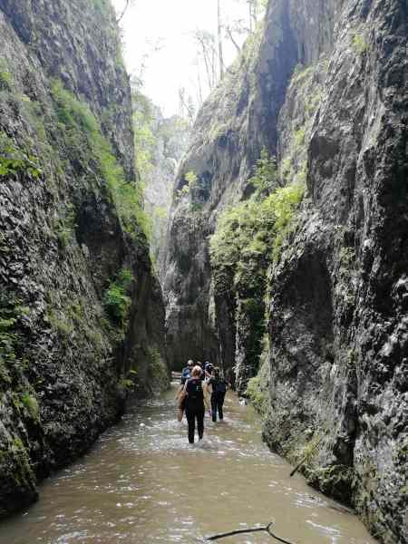 Beli Rzav canyoning tour