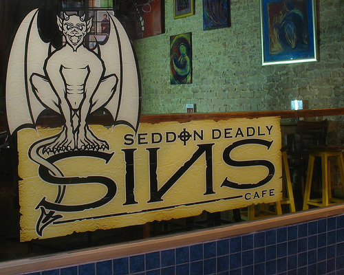 Seven Deadly Sins in Project Management