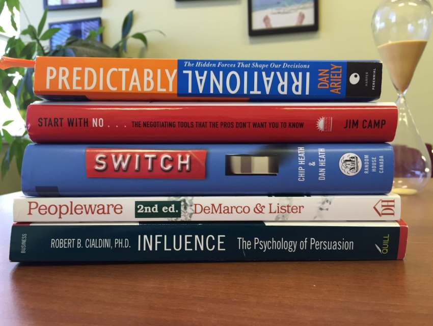 5 books that will make you a better manager