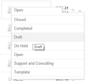 Project Status - Draft