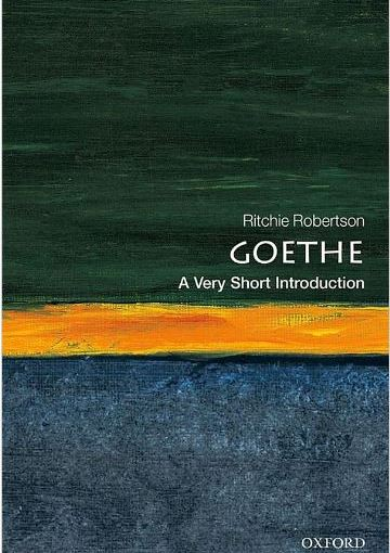 Goethea very short introduction - Robertson
