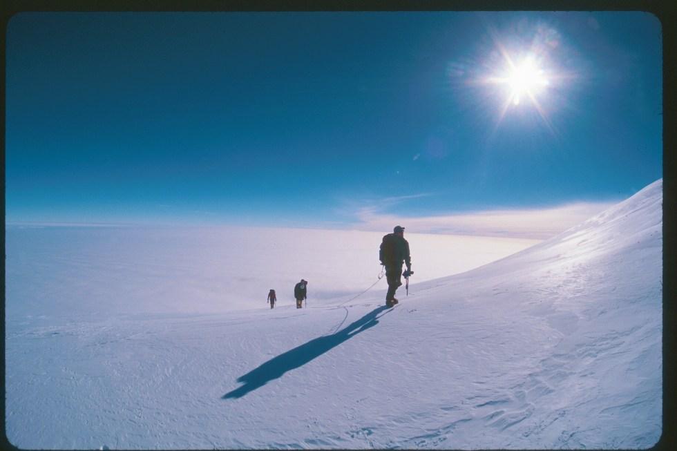 Vinson, Antarctica,