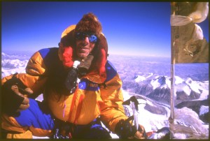 robert mads anderson, summit everest