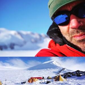 Vinson, Antarctica, Camp 2, High Camp, robert mads anderson, #everyrolextellsastory