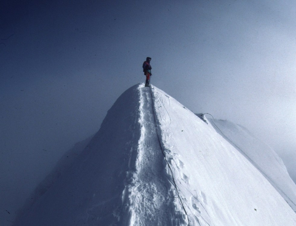 denali, summit ridge, one day ascent, joeseph blackburn, robert mads anderson, 7 summits solo