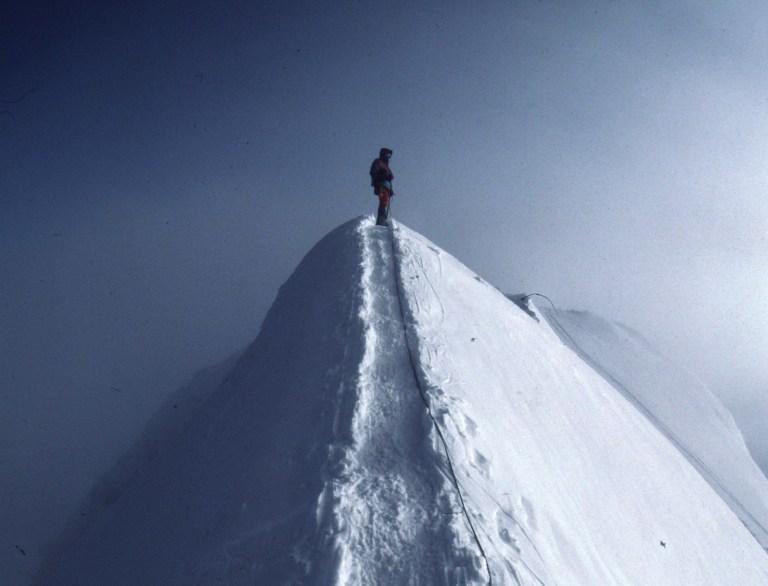 denali, summit ridge, one day ascent, joeseph blackburn, robert mads anderson, 7 summits solo