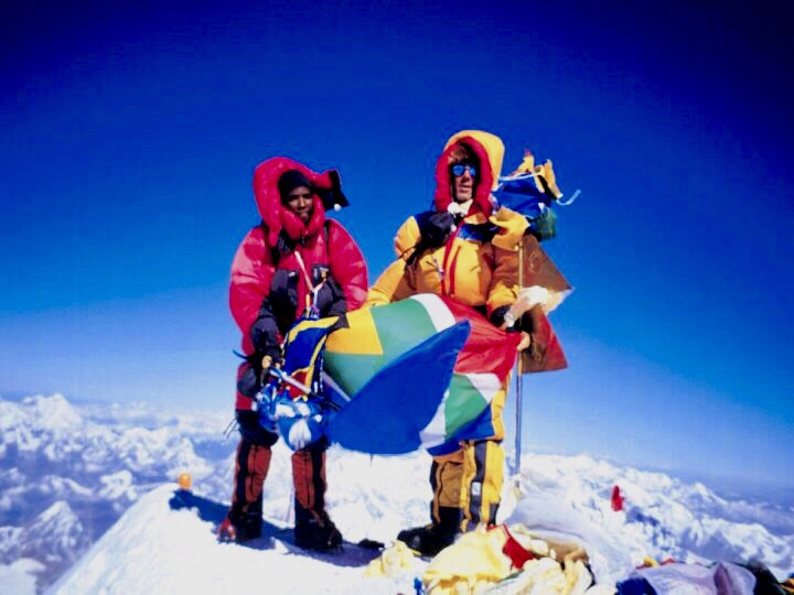 robert mads anderson, sibusisu vilane, Everest