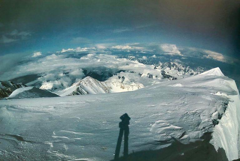 7 summits solo, robert mads anderson, denali summit