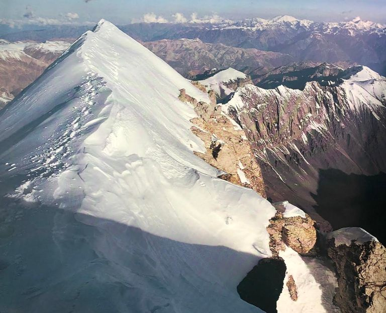 robert mads anderson, 7 summits solo. Polish Glacier, south face, aconcagua, 7 summits