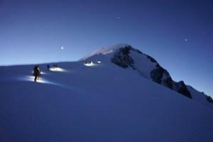 Mt Blanc, goutier, robert mads anderson, Jo Clark
