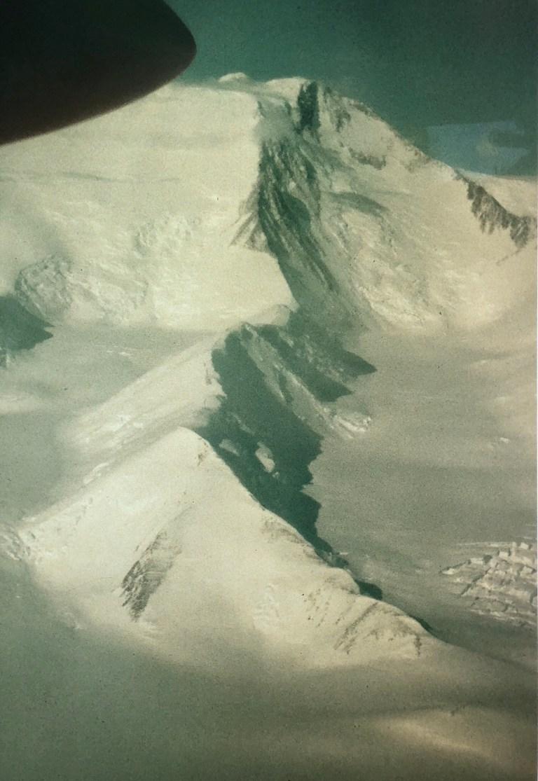 Rolex Ridge, Vinson, Antarctica