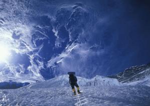Everest, Lhotse Face, himalaya