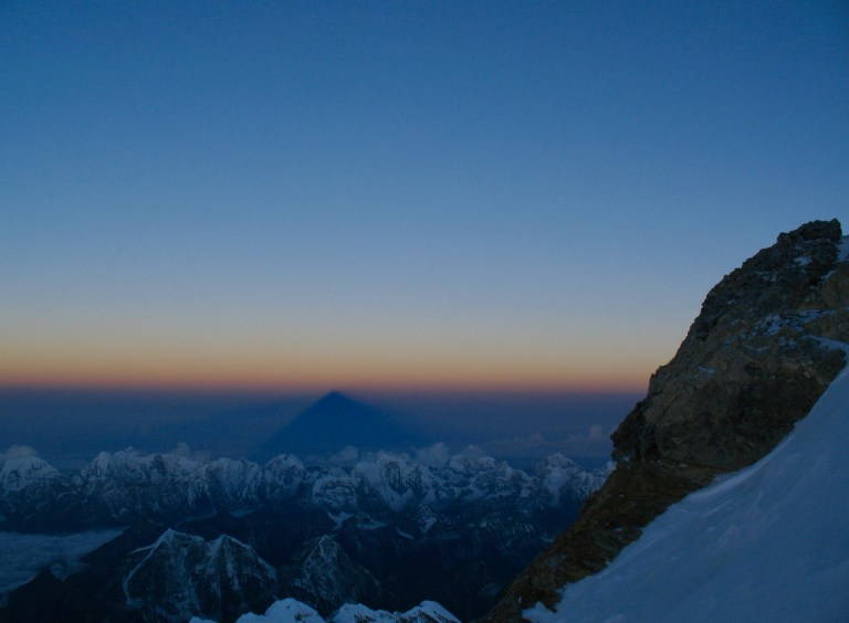 Everest, Sunrise