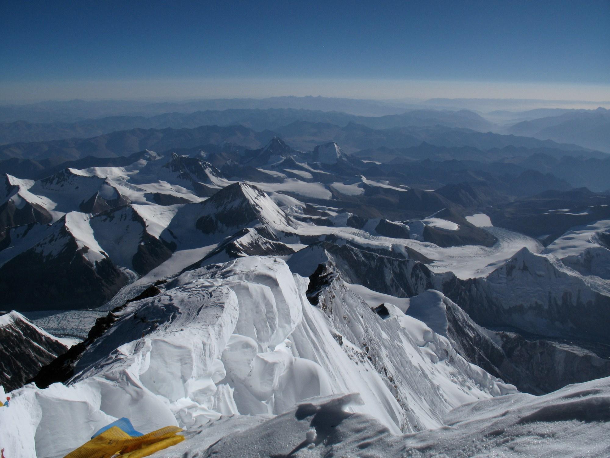Everest, Summit