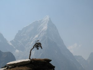Ama Dablam, Everest, weather window