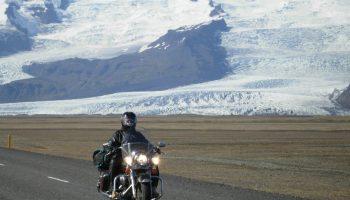 Harleys on Ice, Iceland, Harley Davidson, Explore7Summits