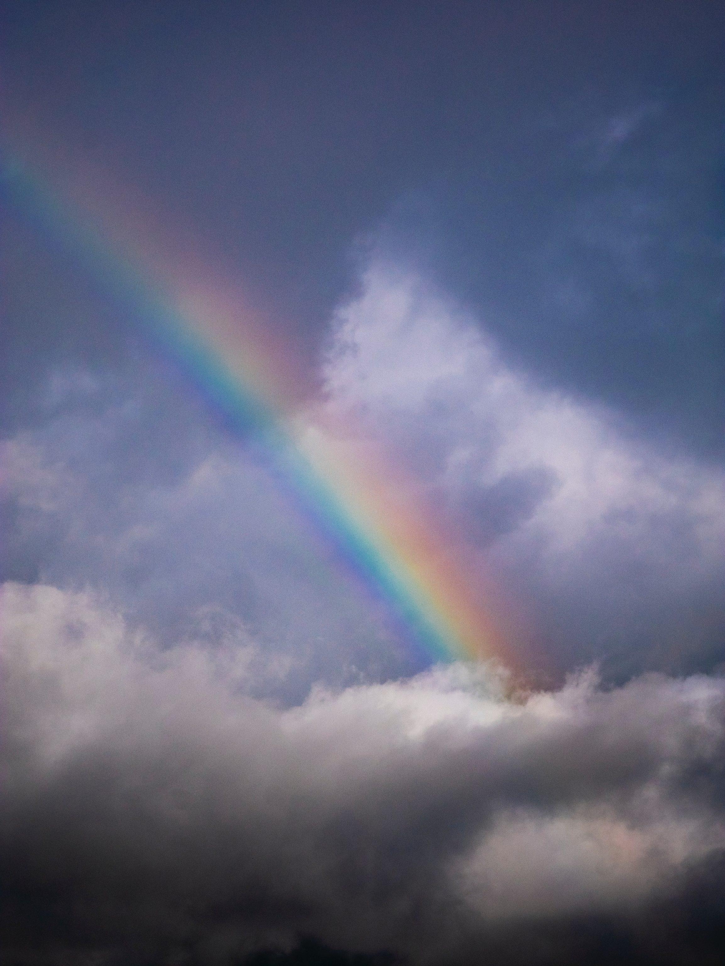 Sanity Savers Finding A Rainbow