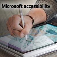 Microsoft Accessibility Tools