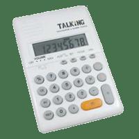 Talking Calculator