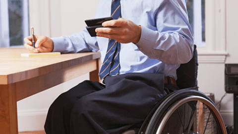Paralysis in the Workplace