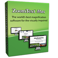 ZoomText Screen Magnification Software