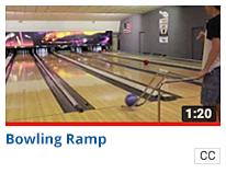 Rec-Bowling Ramp