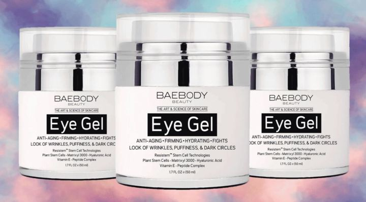 Baebody Eye Gel - Anti-Aging Products On Amazon In 2019
